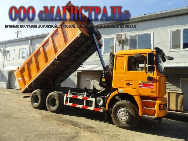 SHACMAN 6x4 SX3258DR384 F2000