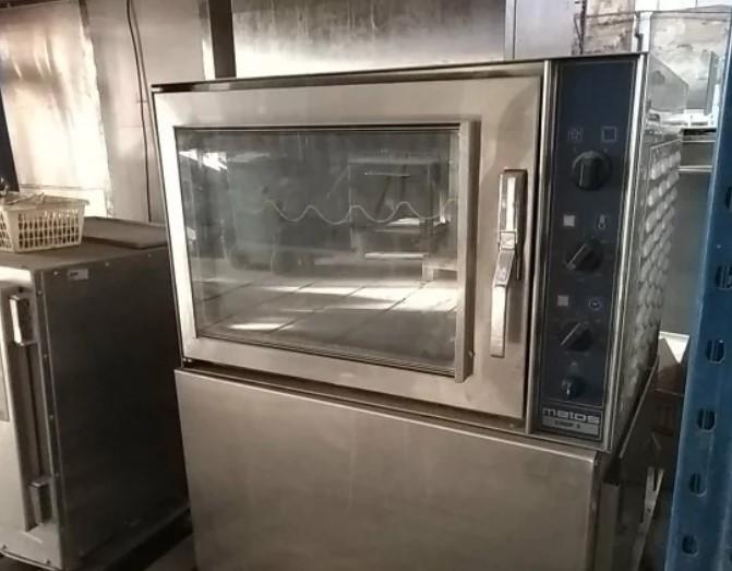 Конвекционная печь Metos Chef 5