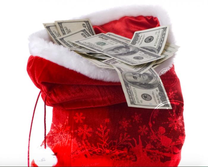 Новогоднее одобрение от 300 000 до 5 000 000 рублей
