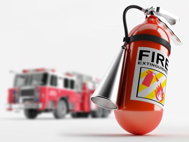 Комплексное обеспечение пожарной безопасности