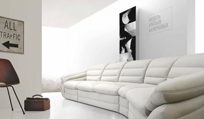 Продам мягкий диван Император от компании Мебель Братьев Баженовых