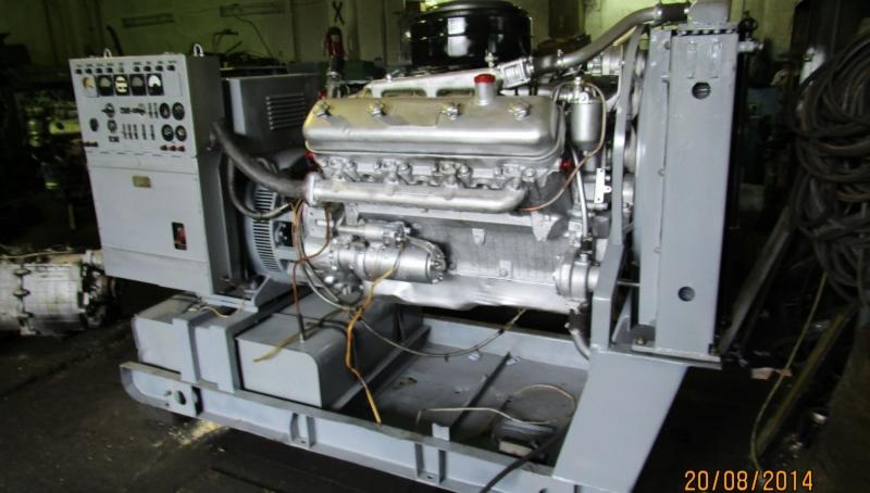 Электростанция ЭСДА-100-Т400