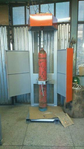Оборудование стенды дл освидетельствования гаовых баллонов