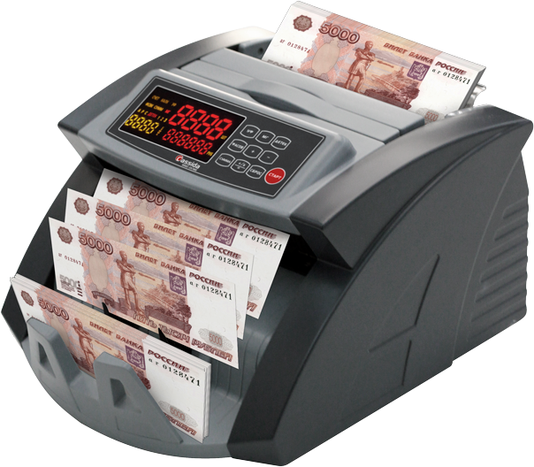 Счетчик банкнот Cassida 5550 UV