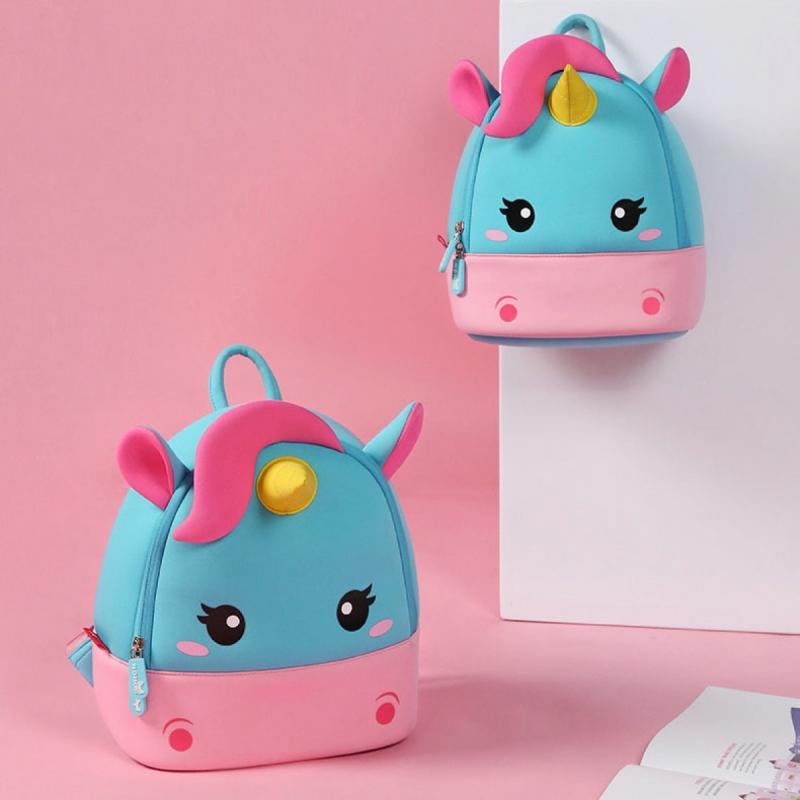 Детские 3D рюкзаки Nohoo