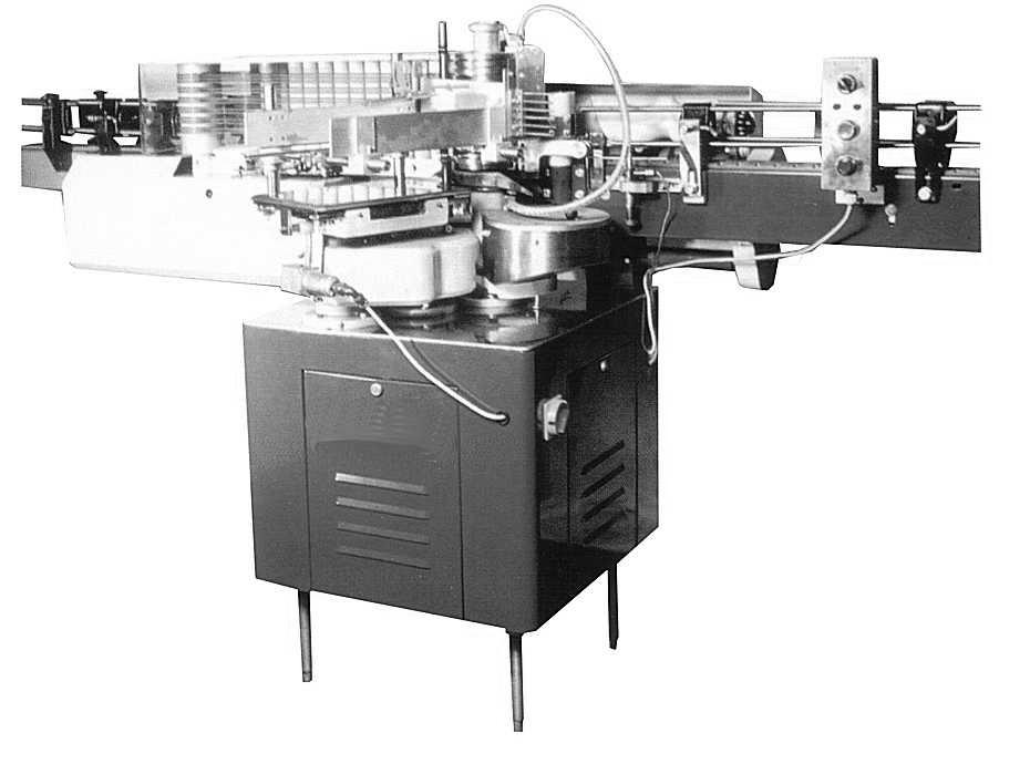 Предлагаем к реализации Автомат этикетировщик ECA 0706.