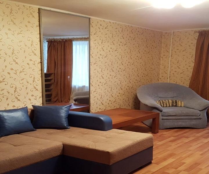 Сдатся замечательная однокомнатная квартира в хорошем состоянии.