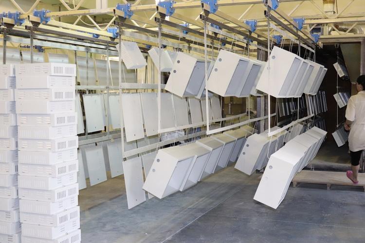 Корпусное производство на базе предприятия АО Радий