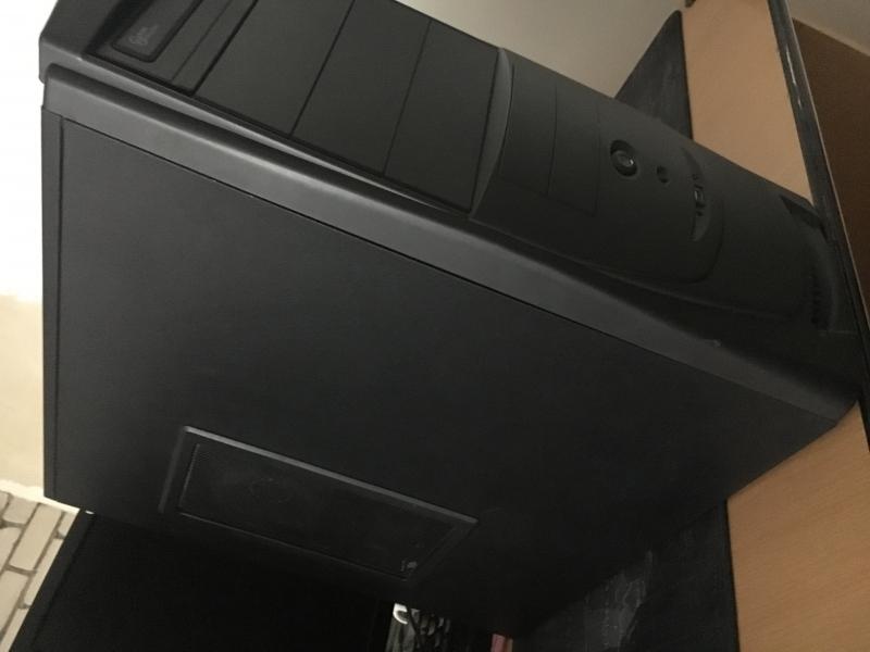 Компьютер fx-8350, gtx 1050ti