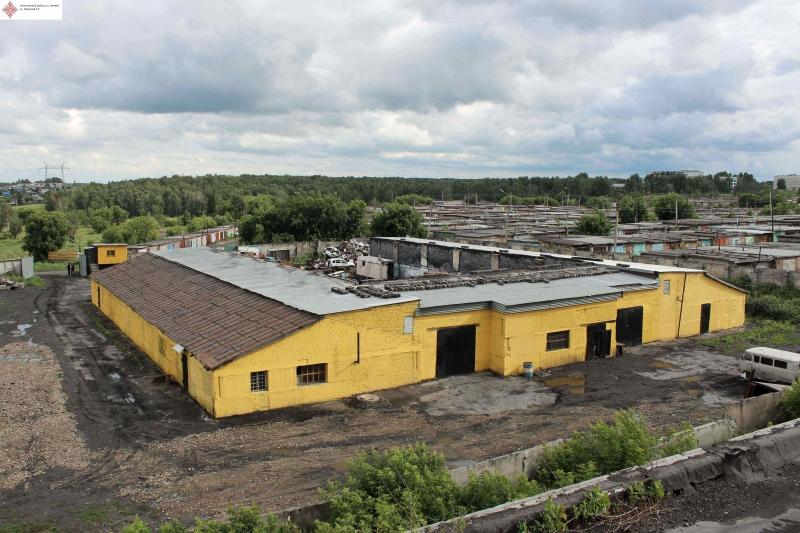 Продам производственную базу в Линево есть арендаторы