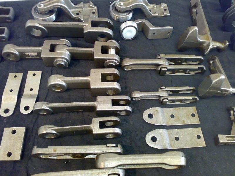 Каретки ГН-100,конвейерное оборудование, подвесной конвейер, цепи тяговые