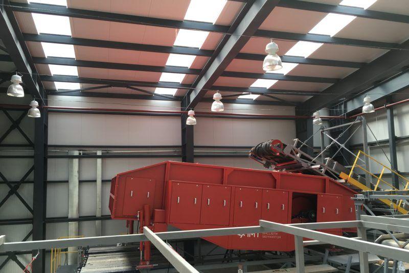 Оборудование для переработки и утилизации отходов - баллистические сепараторы