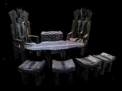 Изготовление мебели и предметы интерьера из массива сосны