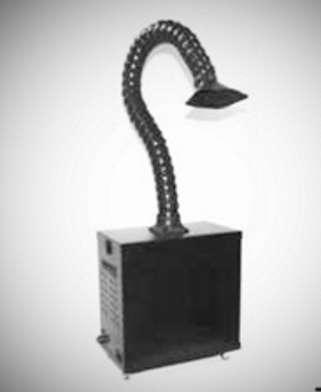 Дымоуловитель для лазерных граверов и пайки  С100 Е