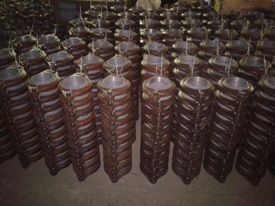 Быстроразъемное соединение БРС Ду 100 для трубопроводов