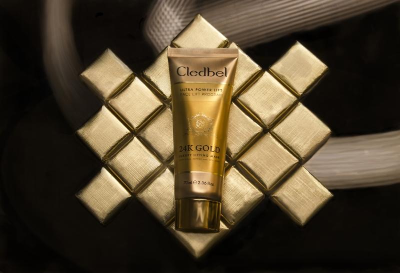 Золотая маска CledBel  это мгновенная подтяжка лица и ежедневная основная забота о коже