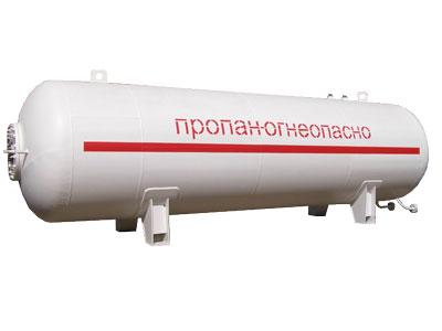 Резервуар СУГ