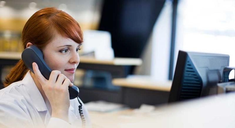 Ищем девушку Оператора на телефон на офис