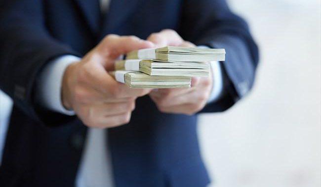 Деньги в день обращения от частного инвестора.