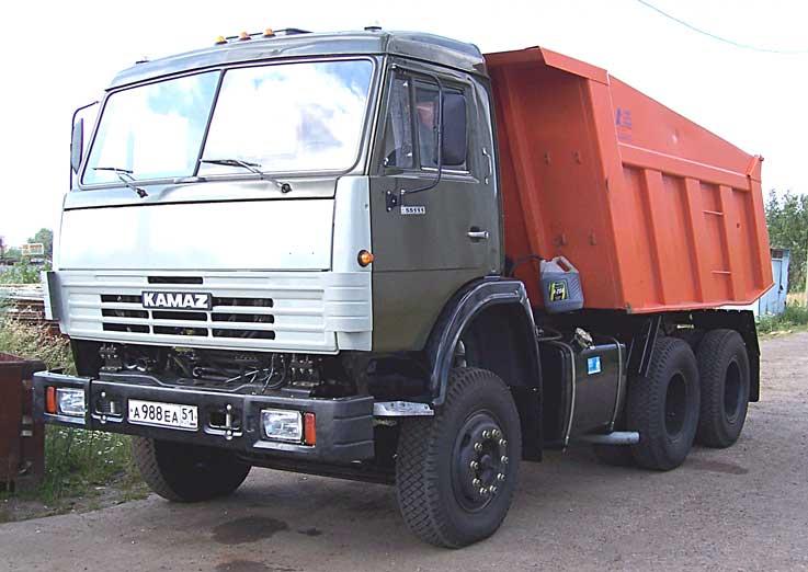 КамАЗ 65115 с капремонта, двиг ЯМЗ-238.