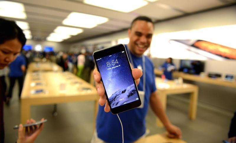 Франшиза стабильного бизнеса. Продажа iPhone