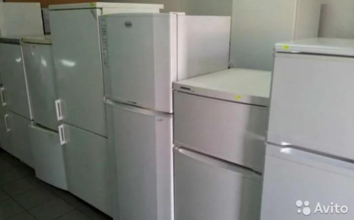 Много холодильников Стиральные машины, электроплитыГарантияДоставка до двери