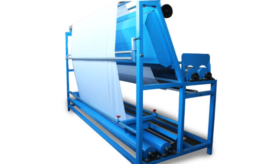 Мерильно-разбраковочный станок  оборудование для ткани