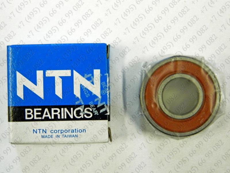 Шариковый подшипник NTN SNR 6202LLU5K 6202-2RS