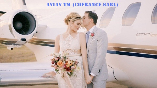 Организация свадебных перелетов частным самолетом