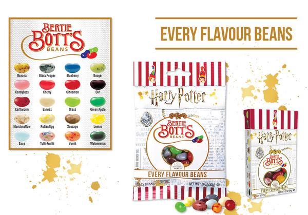 Конфеты Jelly Belly Harry Potter