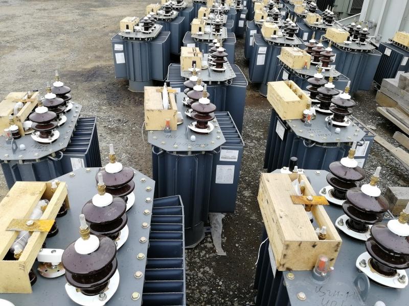 Трансформаторы тмг тсз на складе г. Пермь