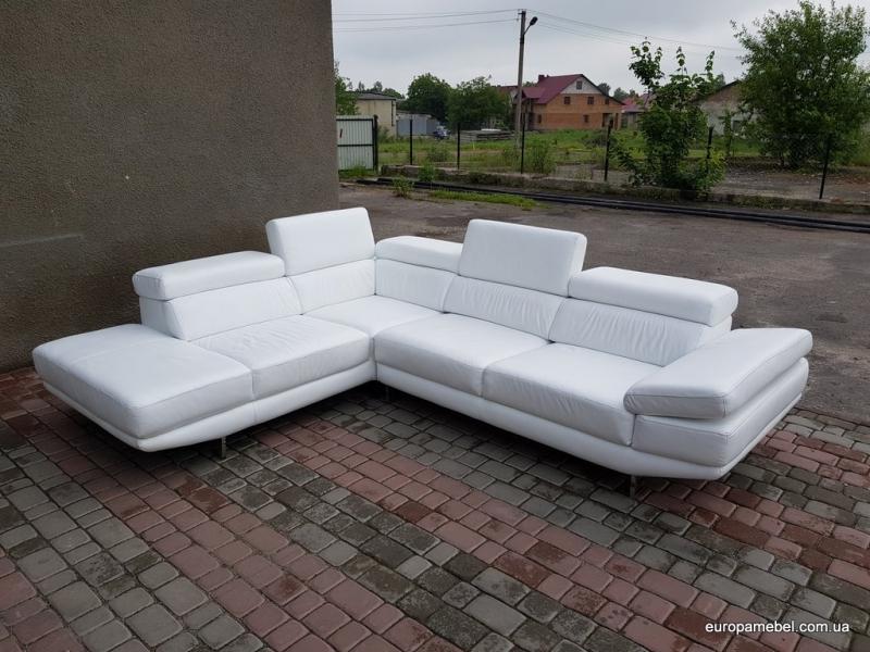 Оптовая и розничная продажа кожаной мягкой БУ мебели из Европы Германия