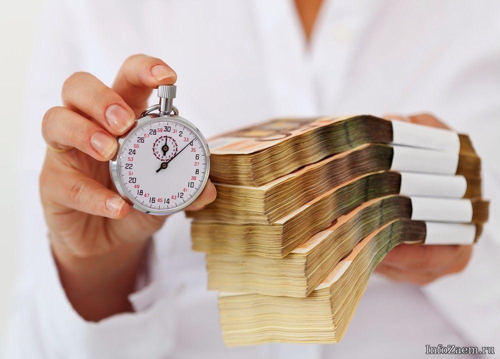 Деньги под расписку от частного лица