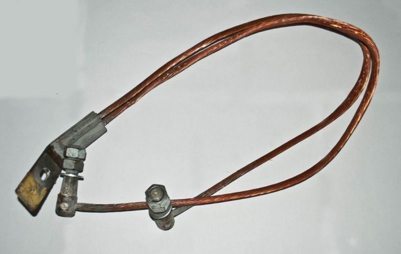 Перемычка дроссельная ДМС-70х2-700