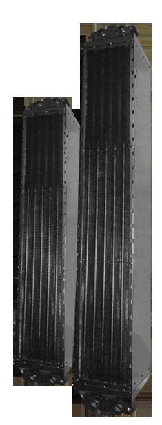 Производим весь перечень секций радиаторов для тепловозов