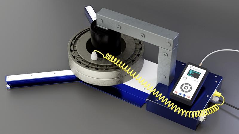 Индукционный нагреватель подшипников ИНП-3
