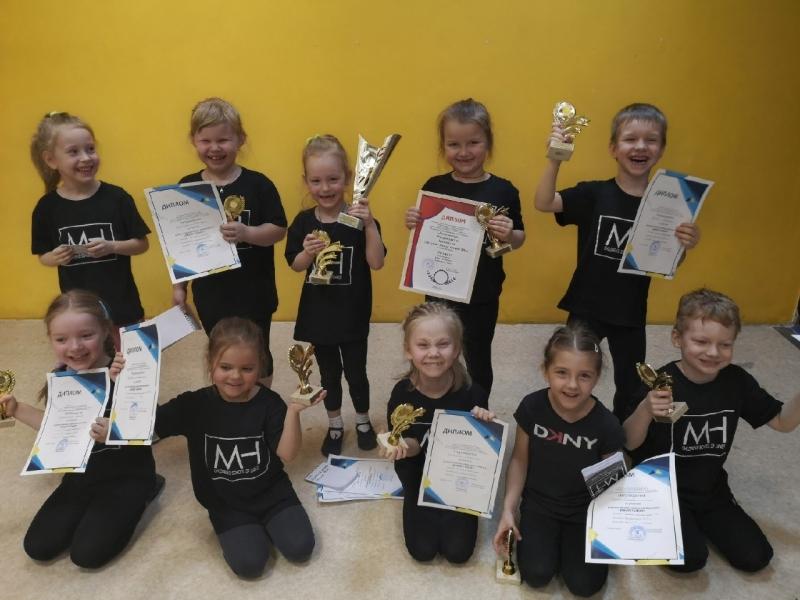 Детская Танцевальная Школа