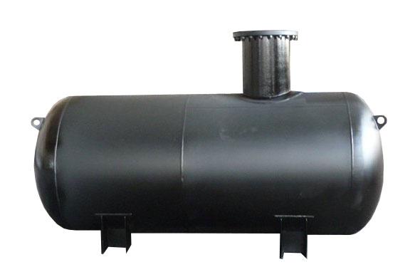 Резервуар газовый одностенный подземный