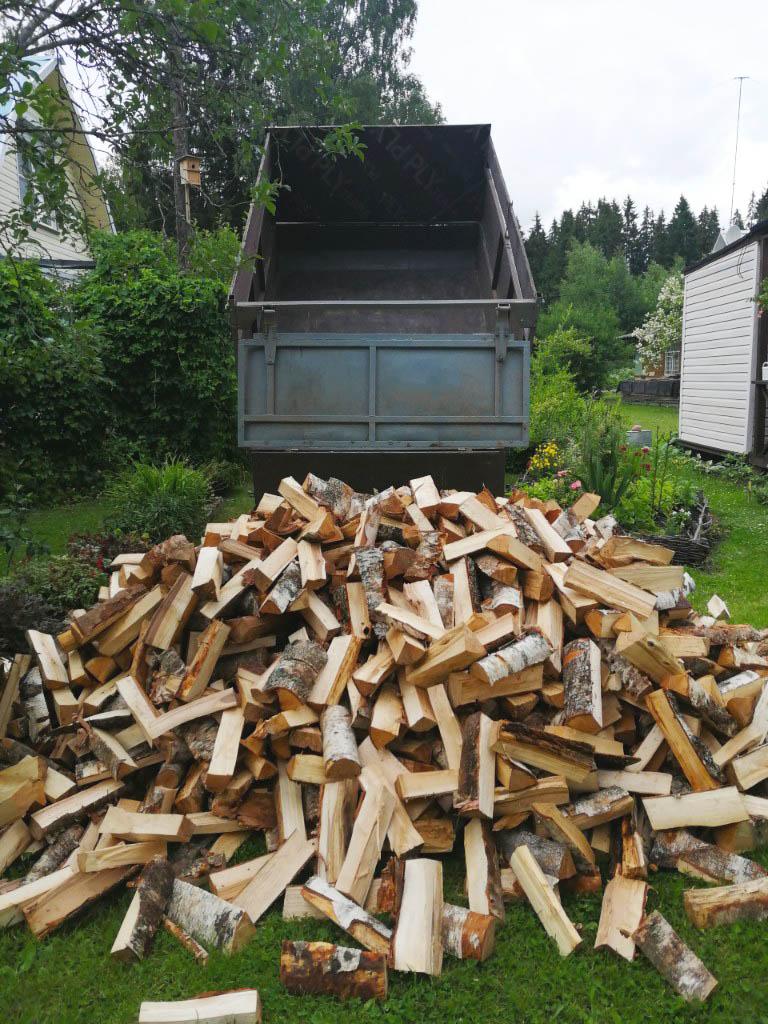 Дрова в Одинцово