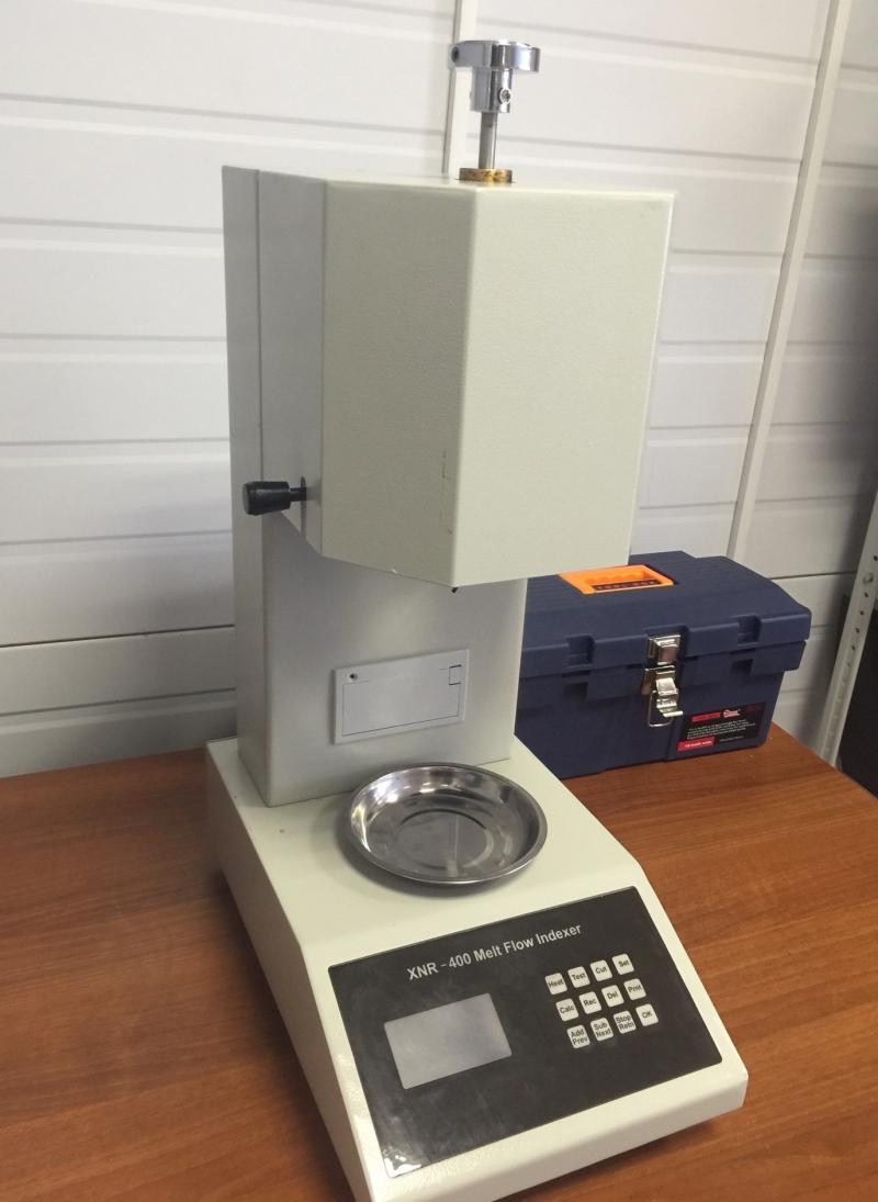 Лабораторный пластометр новый