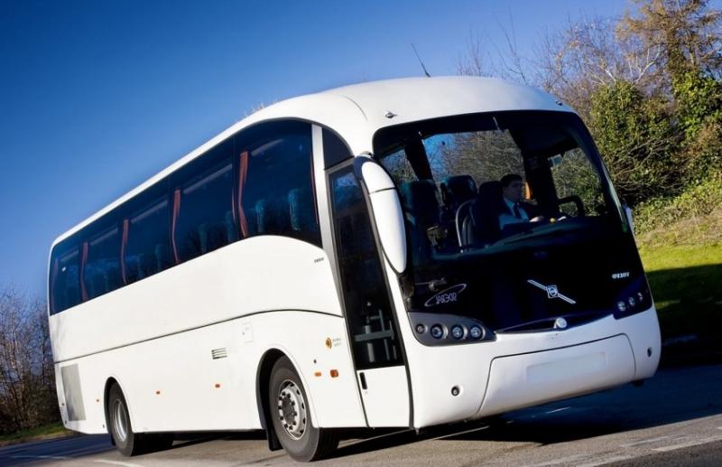 Аренда автобуса 52 места