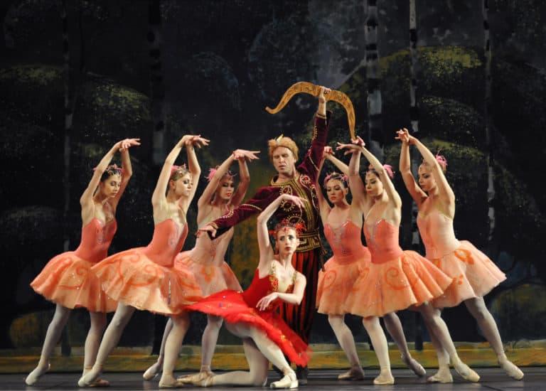 Балет Emelianov Dance Company