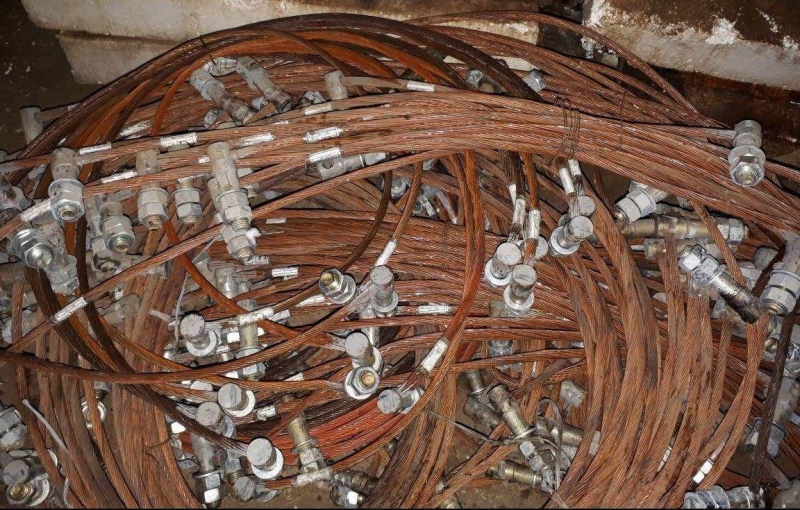 Соединитель электротяговый ЭМС-95-1500