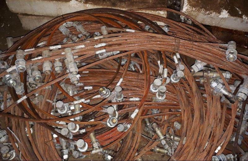 Соединитель электротяговый ЭМС-95-2600