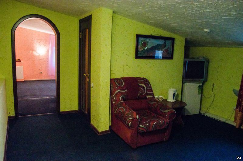 Небольшая и тихая гостиница Барнаула