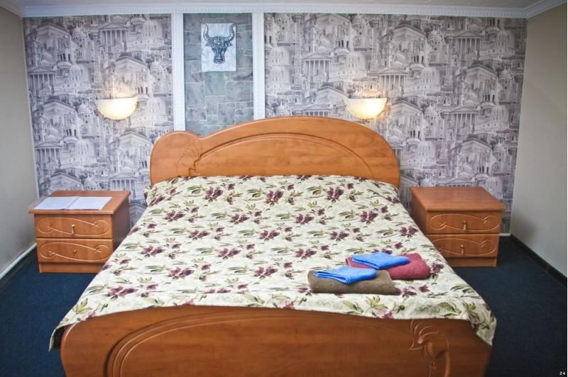 Уютная гостиница Барнаула с номерами полулюкс