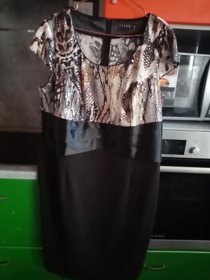 Платье женское р 56