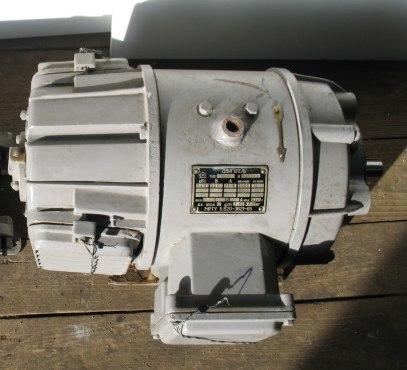 Тяговый электродвигатель ЭД-118А