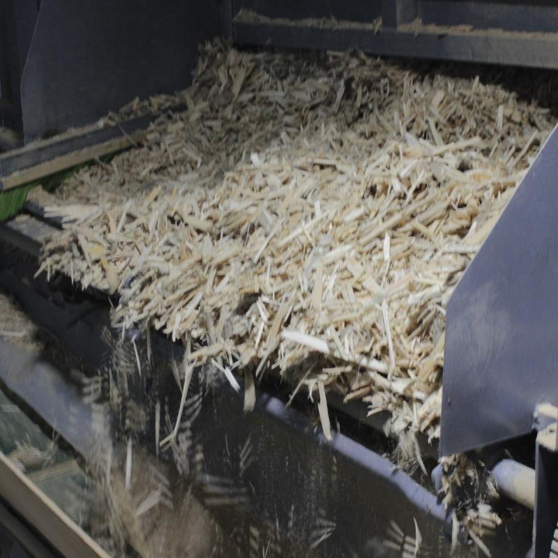 Продаем пеллеты и щепу от производителя