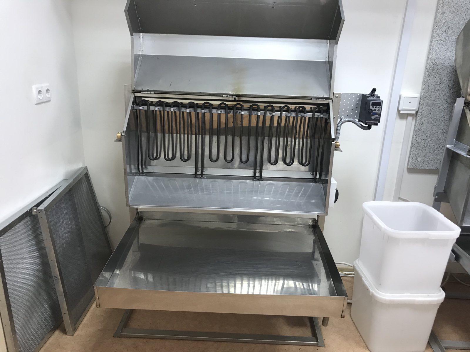 Электрическая печь для Шакотис Баумкухен